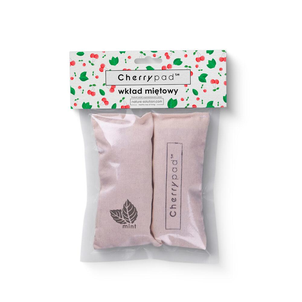 Suchy termofor z pestek wiśni Cherrypad Cherry pad bóle kolki dziecko wkład Cherrypad™ lawenda