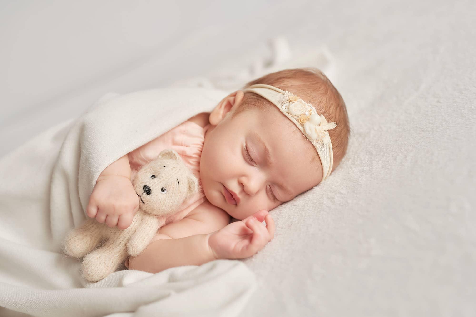 Jak uśpić niemowlę