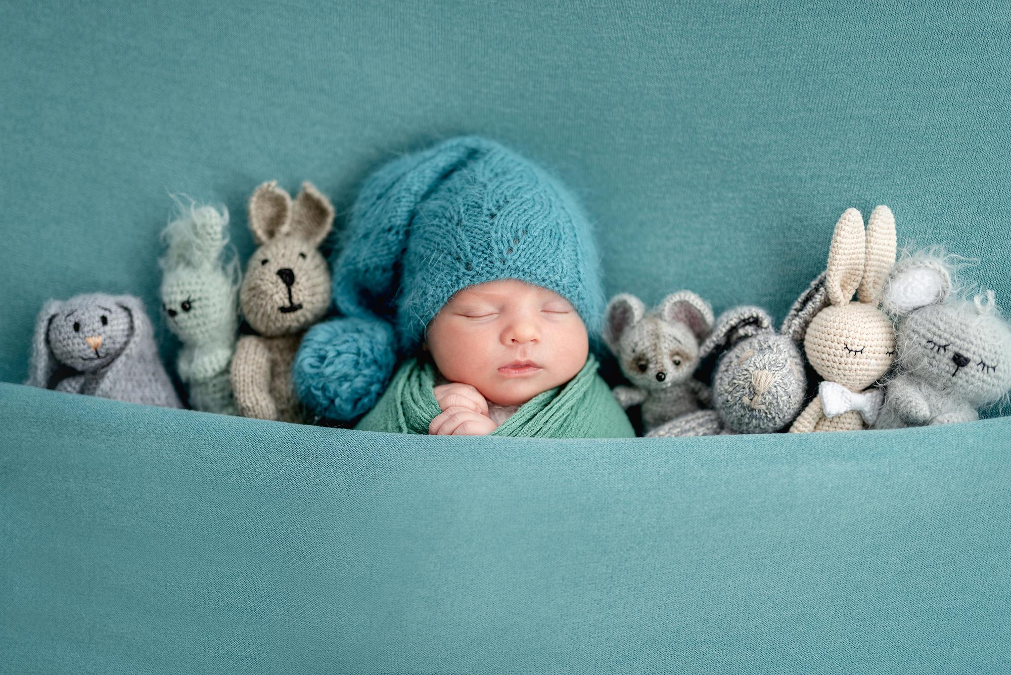 Czwarty trymestr – trzy pierwsze miesiące życia niemowlaka